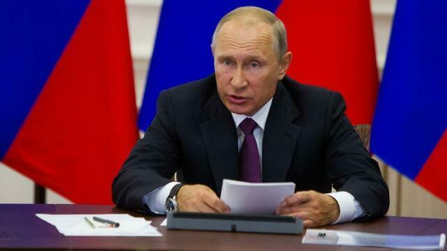 Путин предложил новую кандидатуру на пост председателя Госдумы