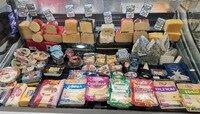 В калининградском ТЦ нашли более 37 кг санкционной продукции