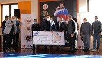 АО «СЗ Акфен» подарил квартиру олимпийскому чемпиону Мусе Евлоеву