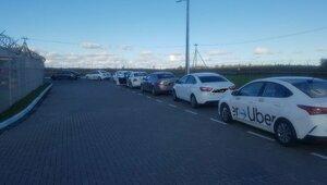 В Калининграде на газозаправочных станциях скопились очереди