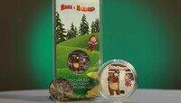 Банк России выпустил памятные монеты с героями мультика «Маша и Медведь»