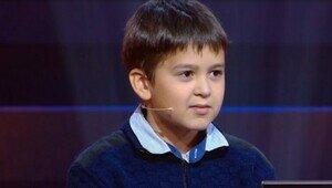 Калининградский школьник поучаствовал в «Кто хочет стать миллионером?»