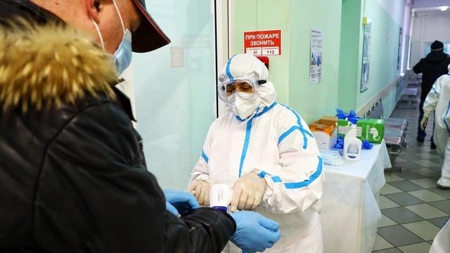 Бабура: Один заболевший коронавирусом человек заражает семерых