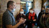Уникальный вкус: предприниматели посетили сыроварню «Шаакен Дорф»