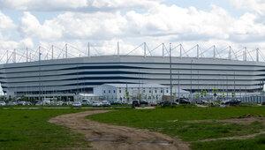 Закрытие территории и секций: на стадионе «Калининград» введут ограничения с 28 октября