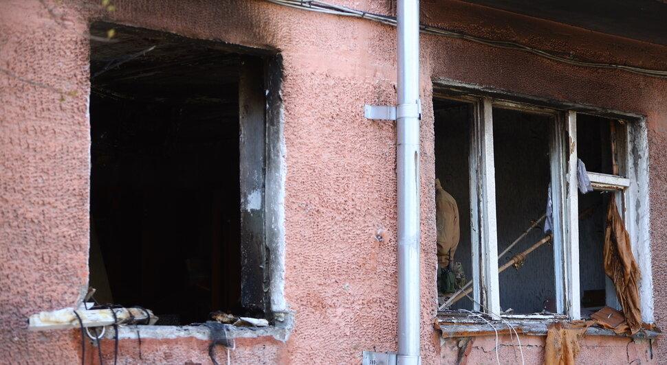 Очевидцы: на Леонова в жилом доме взорвался газ (обновлено) - Новости Калининграда