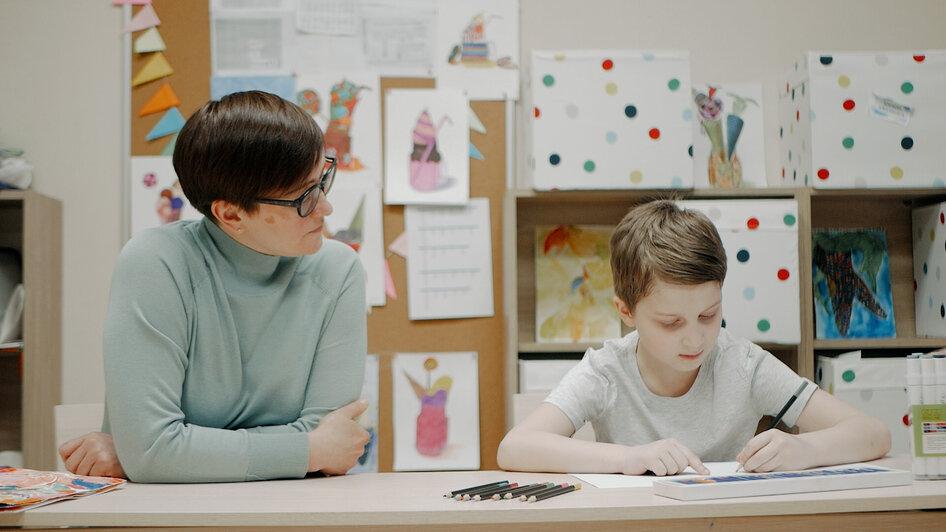 Калининградский детский психолог рассказала, что такое арт-терапия (видео) - Новости Калининграда | Фото: «Клопс»