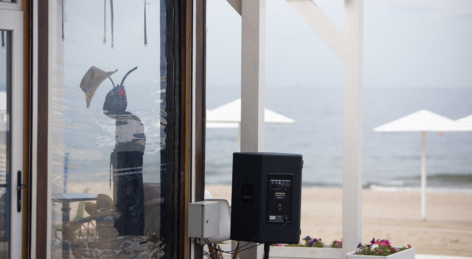 На фото: пляж Янтарного   Фото: архив «Клопс»
