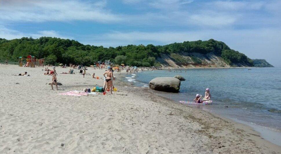 Пляж в Филино   Фото: Анастасия
