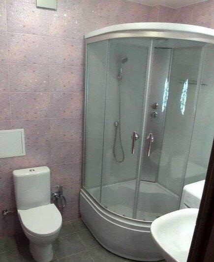 Ванная комната после ремонте   Фото: Предоставил житель дома Игорь