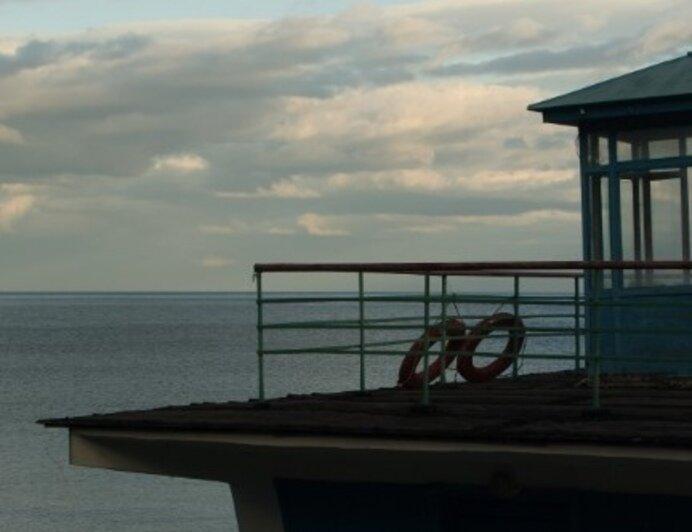 Вид на море    Фото: Юлия Тетенова