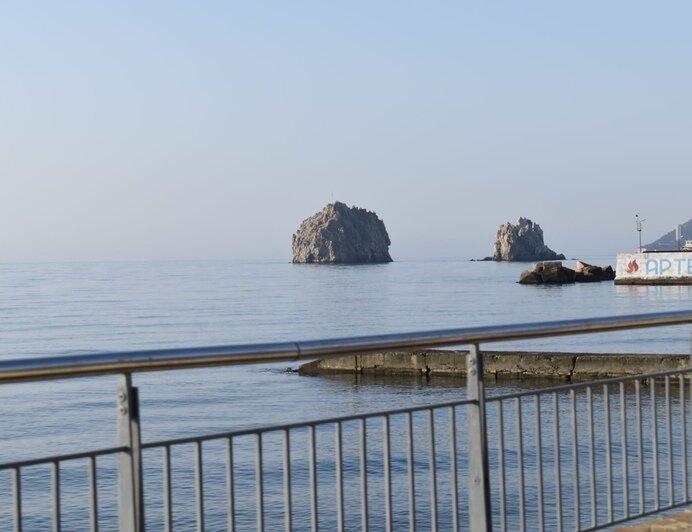 Вид на море   Фото: Семён Пашковский