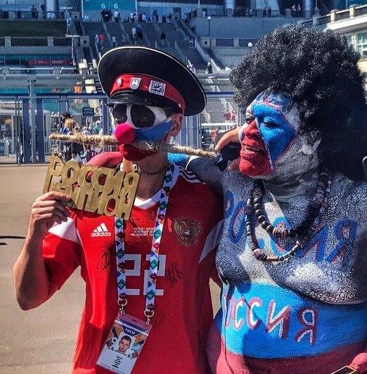 Совсем не так, как на ЧМ-2018: калининградцы рассказали о своих впечатлениях от матчей Евро-2020 в Питере - Новости Калининграда | Фото читателя