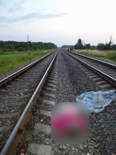 Фото с места происшествия | Фото: пресс-служба Западного ЛУ МВД России на транспорте