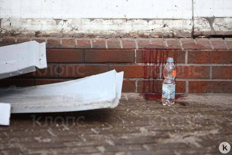 Фоторепортаж с места смертельного ДТП на Фрунзе - Новости Калининграда | Фото: Александр Подгорчук / «Клопс»