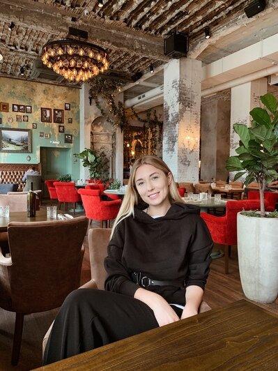 Две калининградки попали в список самых красивых офисных сотрудниц России (фото) - Новости Калининграда   Фото предоставила Кристина Мелешко