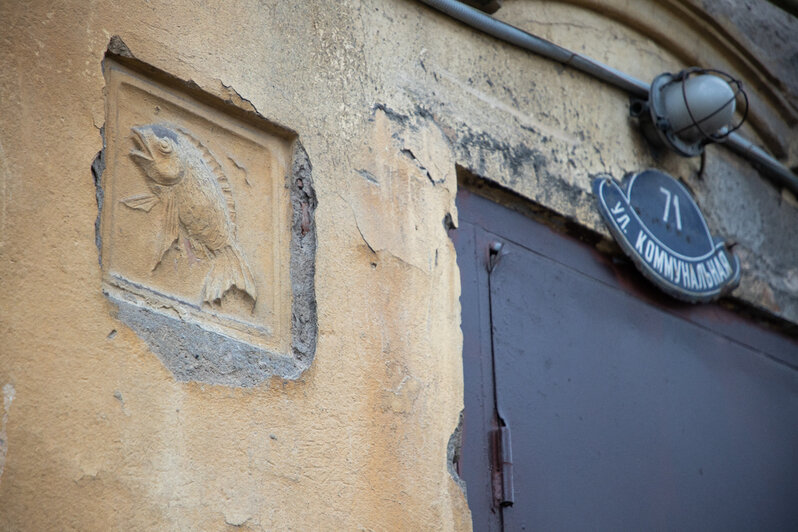 14 улиц в Калининграде, где можно увидеть старинные барельефы и хаусмарки (фото)     - Новости Калининграда | Фото: Александр Подгорчук