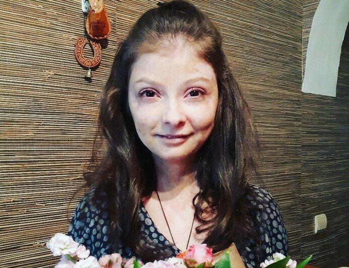 Аня в настоящее время | Фото предоставила Ирина Сигачёва