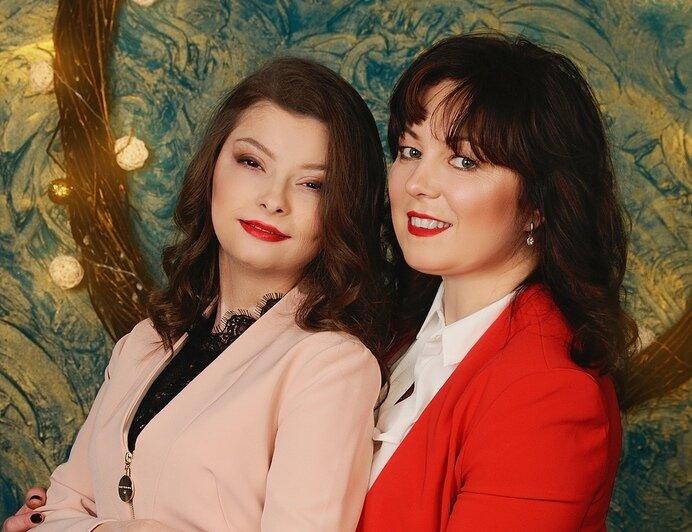 Аня и мама Ирина | Фото предоставила Ирина Сигачёва